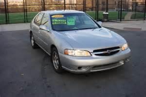 2000 Nissan Altima Se 2000 Nissan Altima Se Xe Gle Gxe Details Bronx Ny 10452