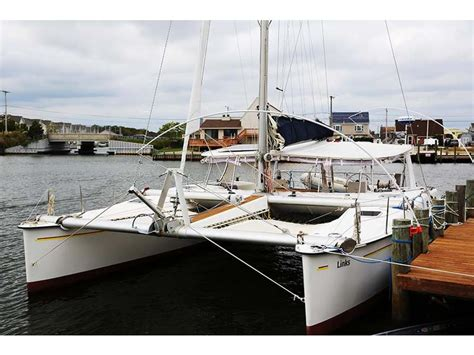 catamaran for sale new jersey 2003 catamaran lady hawke 2003 sailboat for sale in new jersey