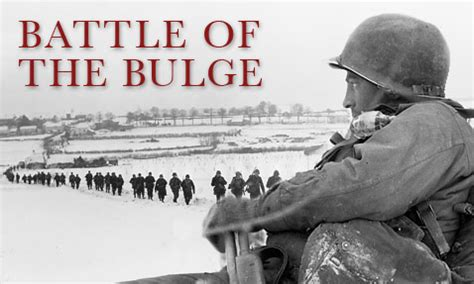 Battle Of The Bulge Essay by Battle Of The Bulge Essay Report882 Web Fc2