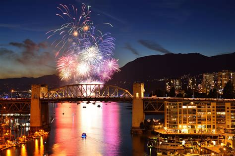 Celebration Of Light In Vancouver Bc Light Vancouver