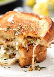 ultimate gourmet grilled cheese the chunky chef