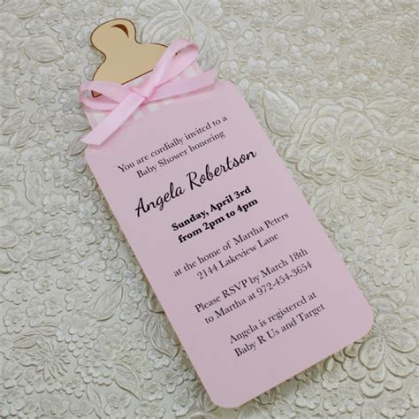 baby bottle shower invitation template print