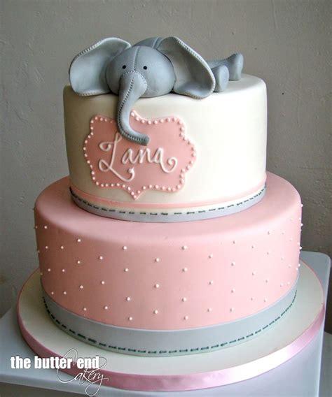 pink elephant baby shower cake 25 best ideas about baby elephant cake on