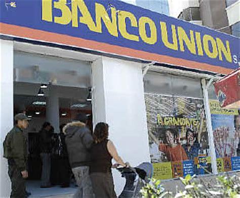 banca unione banco uni 243 n inicia pago de sueldos a trabajadores