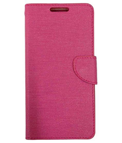 Xiaomi Redmi 1a xiaomi redmi 3s prime flip cover by style pink