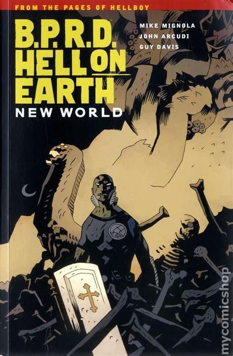 libro b p r d hell on earth b p r d hell on earth tpb 2011 dark horse comic books