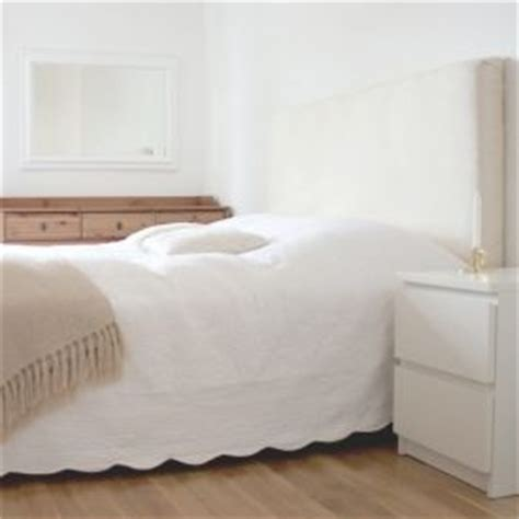 make your own headboard easy make your own headboard casual cottage