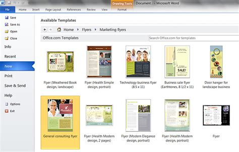 images of brochure in word 2010 microsoft template youtube