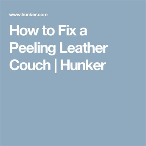how to disassemble a couch yourself 25 best leather repair ideas on pinterest cleaning