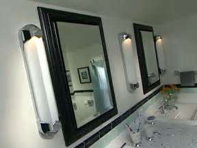 Install Bathroom Light How To Install Bathroom Lights And Medicine Cabinets How Tos Diy