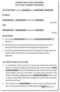 Lease Agreement For Office Space Template Storage Space Lease Agreement