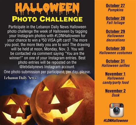 halloween themes for instagram today s instagram challenge theme halloween decorations