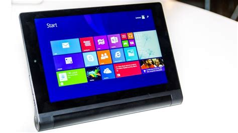 Lenovo Tab 2 Windows Lenovo Tablet 2 Kurztest Das Beste 8 Zoll Windows