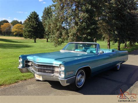 1966 Cadillac Convertible by 1966 Cadillac Convertible Ebay Autos Post