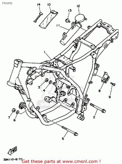 yamaha dt 50 wiring diagram motos yamaha dt edmiracle co