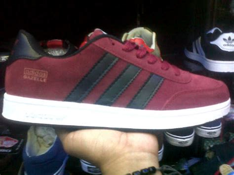 Sepatu Vans Authentic Black Dope Dtbnib 40 44 adidas gazelle kacrut shop
