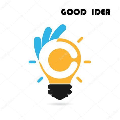 what a good idea to do and of all the memories made from modelo de vetor de design criativo l 226 mpada logotipo com