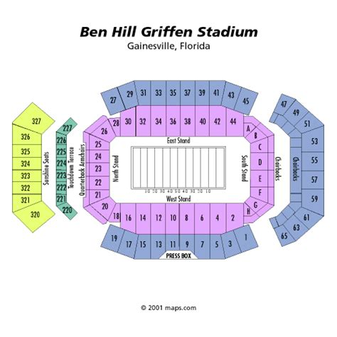 Sale Benhill Outer florida gators tickets for sale schedules and seating charts