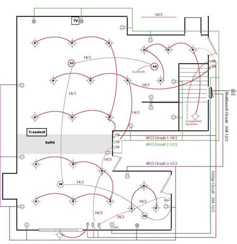 electrical layout plan of residential building pdf residential electrical wiring diagrams pdf efcaviation com