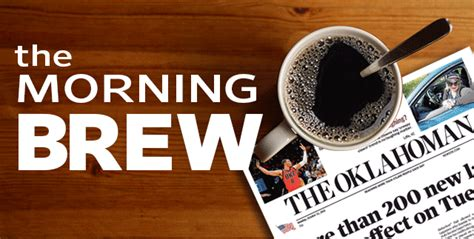 Morning Brew the morning brew a writer goes looking for his family s origins news ok