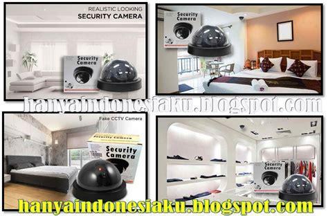Cctv Mini Murah kamera cctv murah kamera pengintai tiruan untuk menakuti maling belanja unik dan