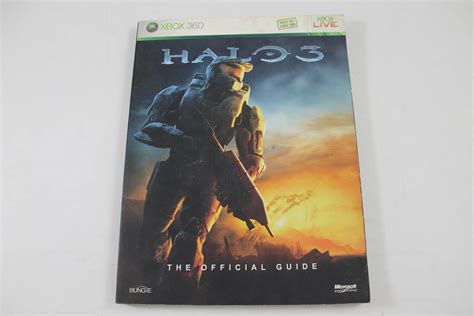Halo 2 The Official Guide halo 3 official guide