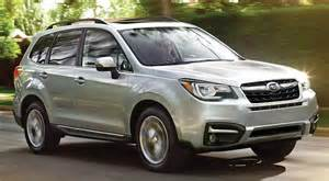 Subaru Forester Pictures 2017 Subaru Forester New Car Reviews