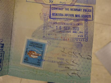 How To Get A Visa - how to get a jordan visa on arrival at amman international airport