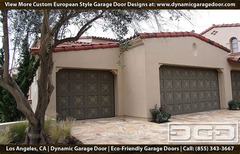 custom made eco friendly garage doors by dynamic garage