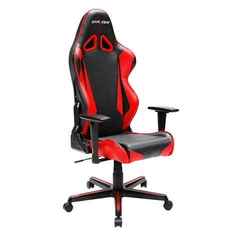 dxracer rm1 series pc office gaming chair black oh