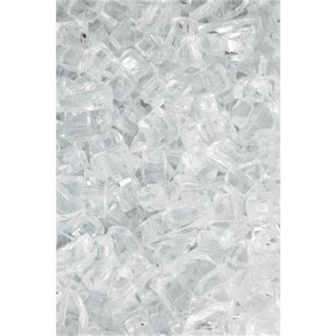 Fireplace Glass Rocks Home Depot by Firecrystals 30 Lbs Glass Value Pak 10080