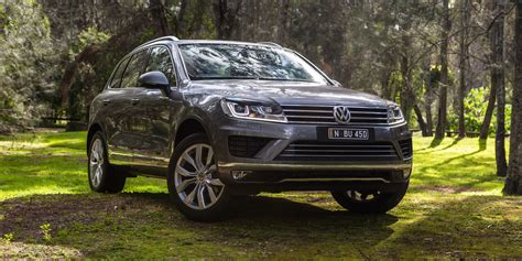 volkswagen tdi reviews 2016 volkswagen touareg v6 tdi review caradvice