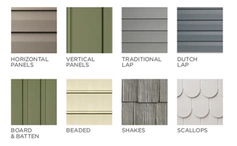 old house siding types house siding chevelle tech