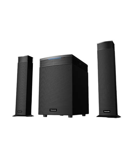 Home Theater Panasonic Sc Xh333lj K Batam Only 2 buy panasonic sc ht20 2 1 computer speakers black at best price in india snapdeal