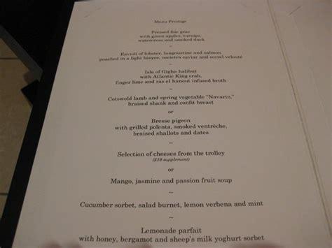 gordon ramsay dinner menu logo picture of restaurant gordon ramsay