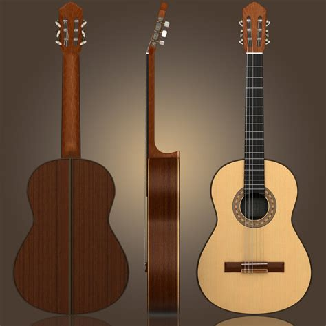 Gitar Classic Yamaha C 40 Original 3d classical guitar