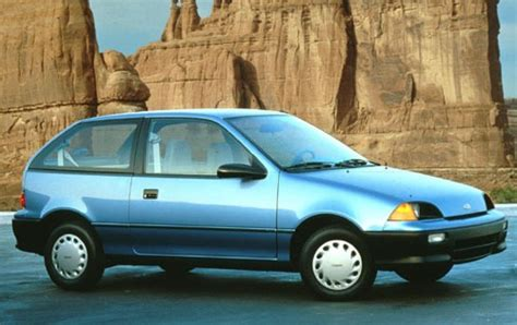 how to work on cars 1994 geo metro engine control 1994 geo metro oil capacity specs view manufacturer details