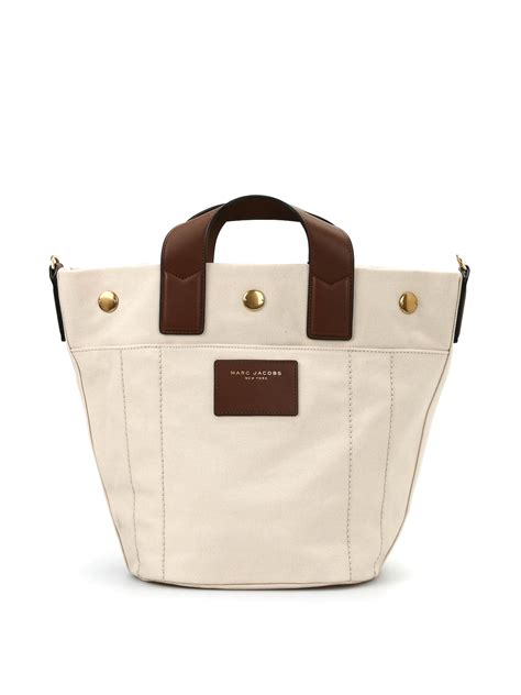 Tote Bag Marc ikrix トートバッグ marc cotton canvas tote ikrix アイク