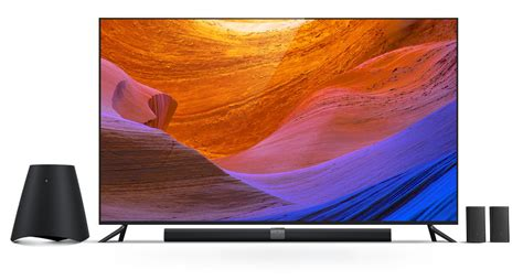 Tv Led Xiaomi xiaomi mi tv 3s 55 inch and 65 inch 4k smart led tvs announced