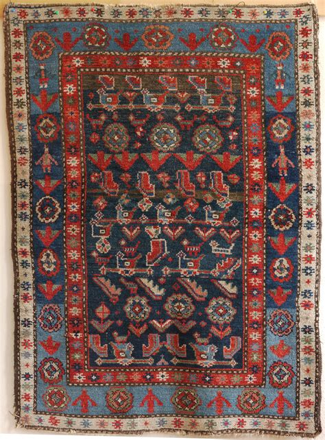 kurdish rug duck kolyai qulya i kurdish rug with animals and humans