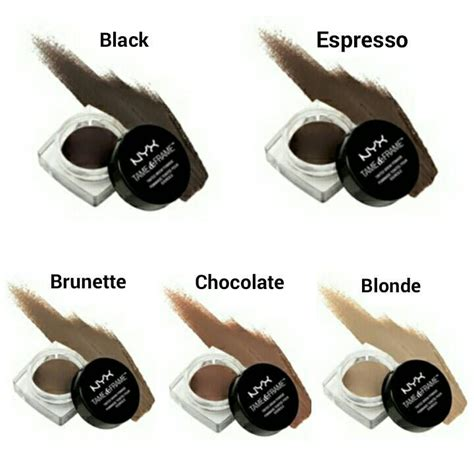 Nyx Brow Pomade nyx brow pomade search makeup