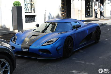 Koenigsegg Agera R 2013 5 September 2016 Autogespot