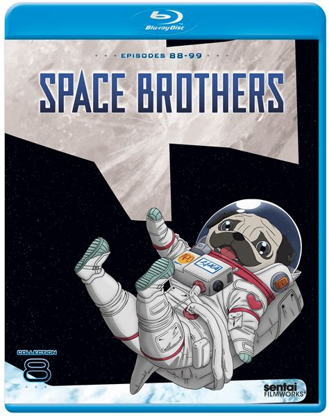 space brothers space brothers collection 8