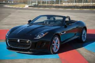 Jaguar F Type Convertable Jaguar F Type Black Convertible