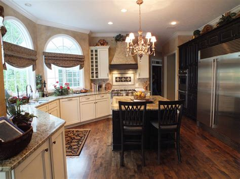 kitchen great room new custom home builder for cleveland ohio luxury home