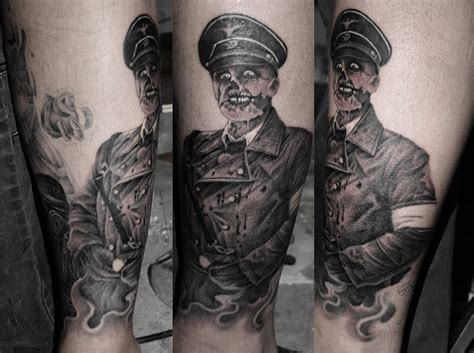 tattoo ideas zombie collection of 25