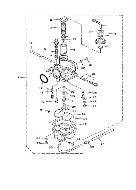 1989 yamaha moto 4 350 wiring diagram efcaviation