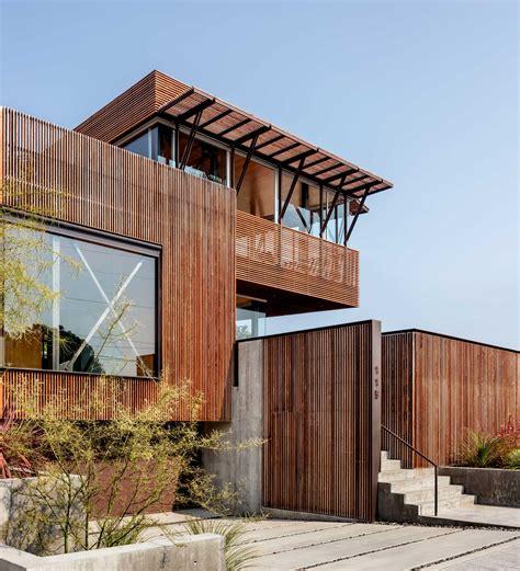 residential project monterey california contemporary skyline residence shubin donaldson