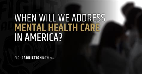 Mental Health Detox Pay by When Are We Going To Find Mental Health Care Solutions In
