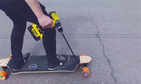wordlesstech diy electric powered skateboard